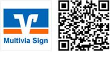 QR-Code App Multivia Sign für Android